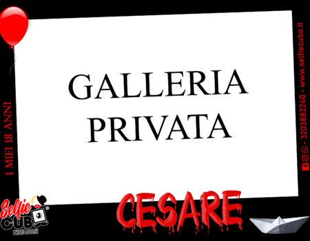 Protetto: Cesare