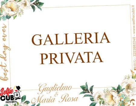 Protetto: Guglielmo & Maria Rosa