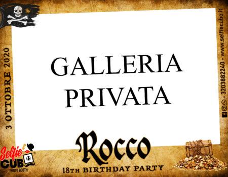 Protetto: Rocco 18th Bday