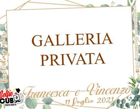 Protetto: Francesca e Vincenzo