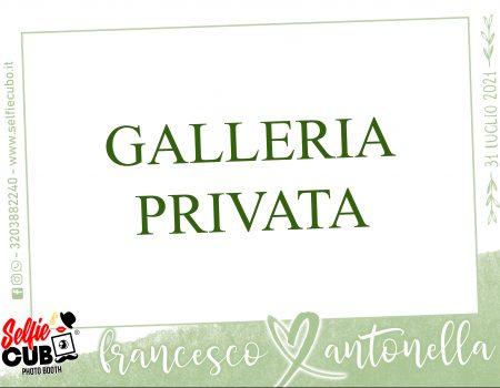 Protetto: Francesco e Antonella