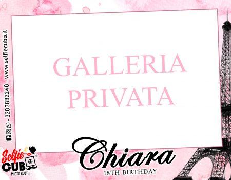 Protetto: 18th Chiara