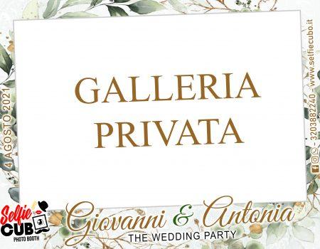 Protetto: Giovanni & Antonia