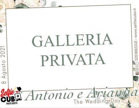 Protetto: Antonio e Arianna