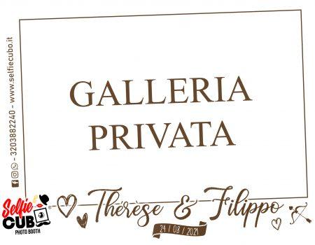 Protetto: Therese & Filippo