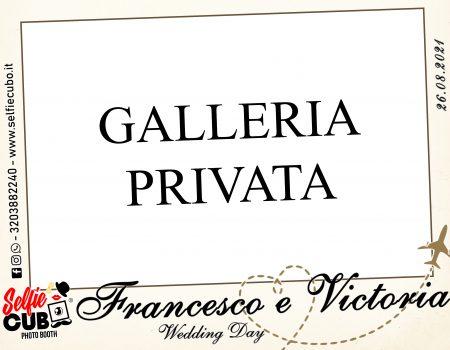 Protetto: Francesco e Victoria