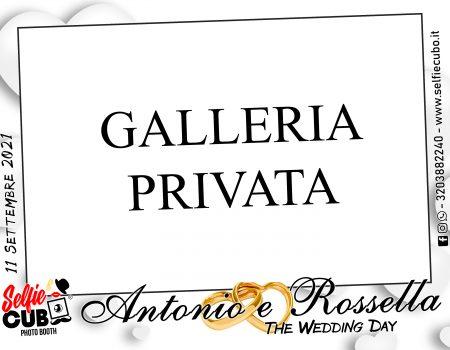 Protetto: Antonio e Rossella