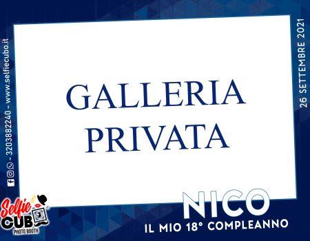 Protetto: Nico – Il mio 18° Compleanno