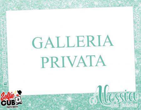 Protetto: Alessia 18th BDay